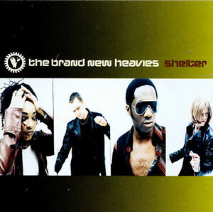 Shelter by The Brand New Heavies CD,