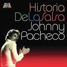 Historia de la Salsa by Johnny Pacheco (CD, May-2009, Fania)