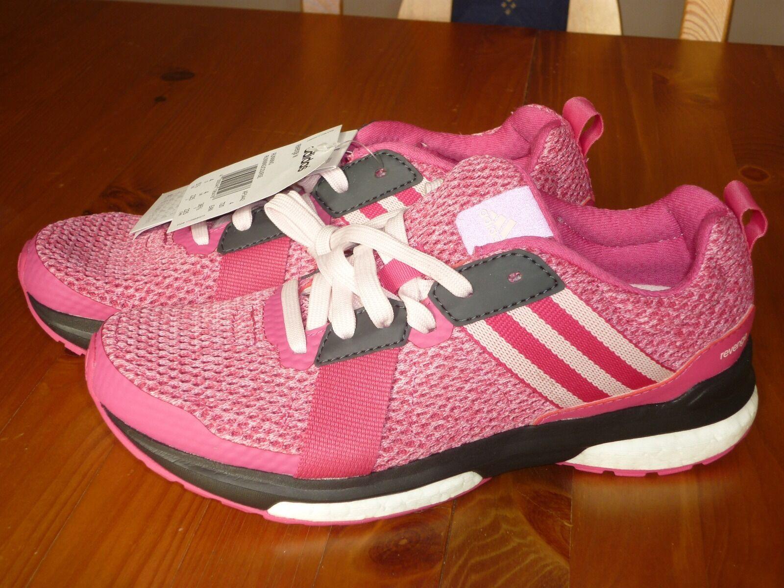 ADIDAS REVENGE Damenschuhe RUNNING 2/3 TRAINERS SIZE 4 EUR 36 2/3 RUNNING BNWT 51f2ff