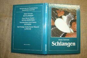 Fachbuch-Schlangen-Vermehrung-Lebensraum-Terrarium-Brut-DDR-1989