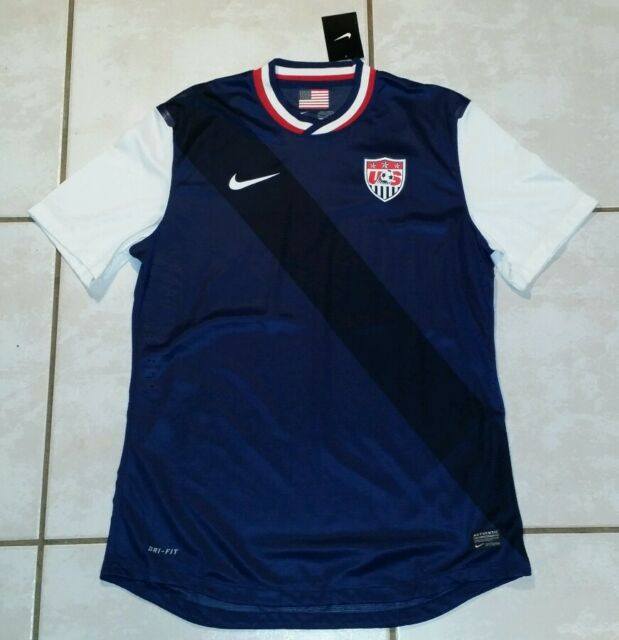 3125eee56 Nike USA National Team World Cup Soccer Jersey Mens L 2xl 449636 Playerissue