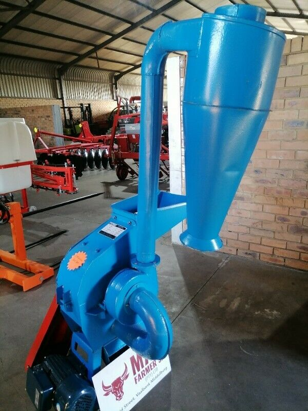 * Brand* New 3kw Single Phase SG30 Hammer Mill