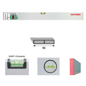 Latte-en-solera-Latte-a-posicion-aluminio-Nivel-agua-Marcon-Roofer-200cm