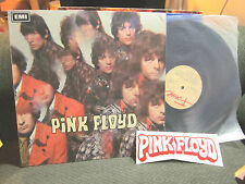PINK FLOYD Piper at the Gates of Dawn lp FAME EMI OOP uk syd barrett w/STICKER!!
