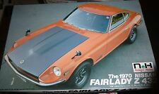 DOYUSHA 1970 NISSAN FAIRLADY Z 432 1/24 Model Car Mountain open N H