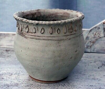 1950s Mid Century Modern Studio Pottery Vase Coventry School Of Art Design Ebay