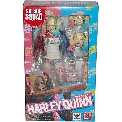 Bandai Tamashii S.H.Figuarts DC Comics Suicide Squad Harley Quinn Action Figure