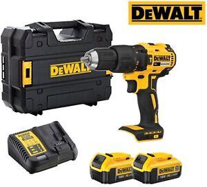 DEWALT 18 V Brushless Combi Marteau Perforateur DCD778 Nouveau Modèle X2 4.0AH Piles