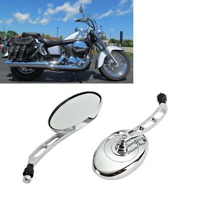 Motorcycle Rear View Mirrors for Suzuki Intruder Volusia VS 750 800 1400 1500