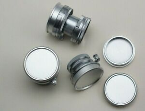 L39-M39-39mm-screw-on-metal-front-and-rear-lens-caps-silver-for-Leica-Leitz