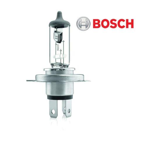 Bosch H4 Halogen Headlight Bulb fits Yamaha XVS 125 Cruiser 2000-2003