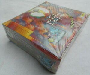 2002 Panini Trading Cards Korea Japan Sealed Display/Box
