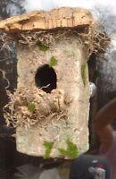 Hypertufa Mix: 20 Lbs-stone Planters/yard Art/bird Houses Etc. Psnature