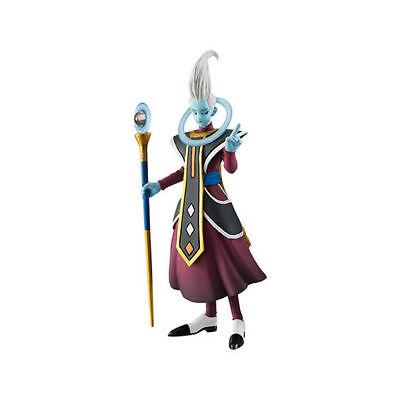 Bandai Dragon ball HG High Grade Real Figure 02 Whis Beerus Birusu
