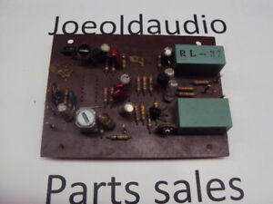 Harman-Kardon-630-FM-Stereo-MPX-Board-Read-Below-Part-MX-MZ-Parting-Out-630