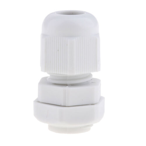 10Pcs Waterproof IP68 Cable Gland Joints Cord Connector Wire Protectors PG7