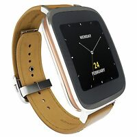 Asus Zenwatch Wi500q Smartwatch Retail Packaging Silver & Rose Gold