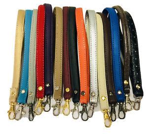 Faux-Leather-Wristlet-Bag-Purse-Wallet-Phone-Straps