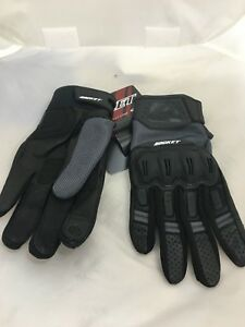 Black, Small Joe Rocket Mens Phoenix 5.1 Hybrid Motorcycle Glove
