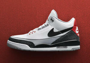 e630187304f3 Air Jordan III 3 Retro NRG size 8. Tinker Hatfield. Red White ...