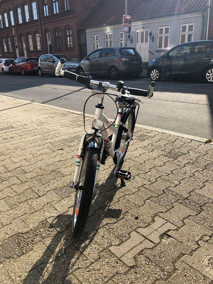Pigecykel, citybike, MBK