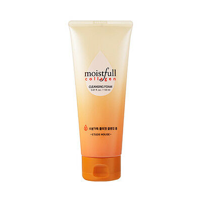 ETUDE HOUSE Moistfull Collagen Cleansing Foam - 150ml