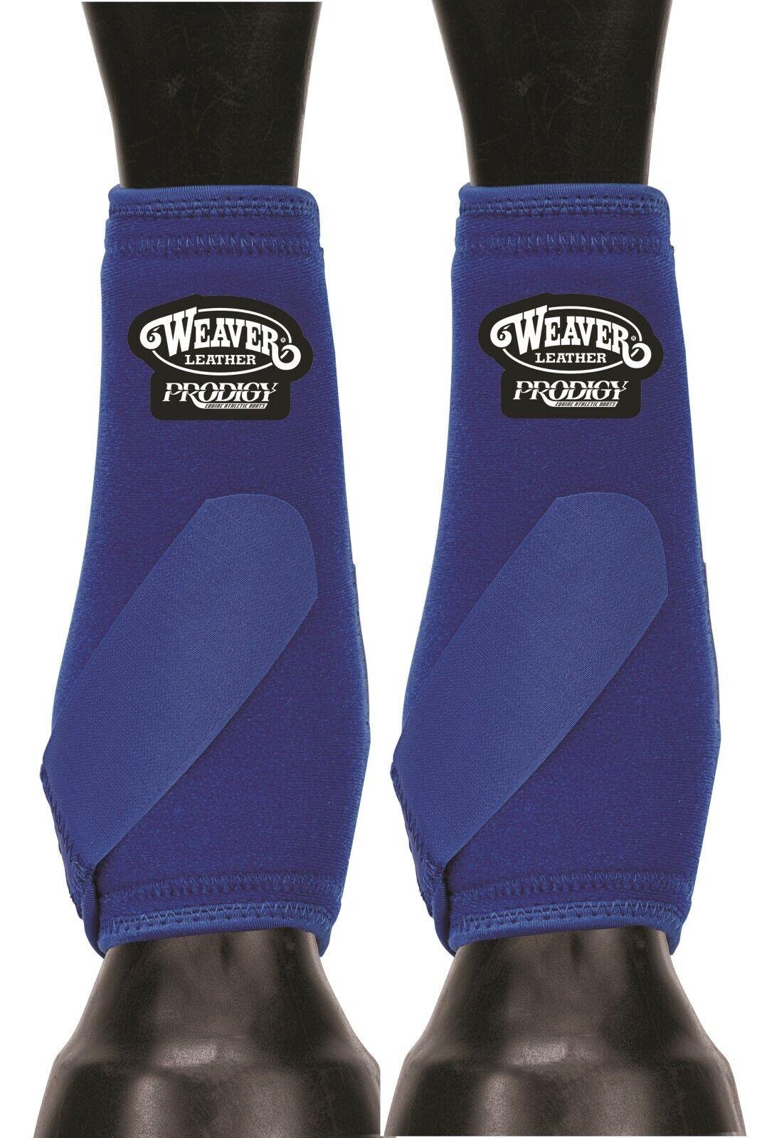Weaver Leather Original prodigio Performance atlética pequeñas y medianas empresas botas 2 Paquete Azul