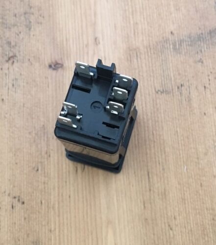 New RENAULT 9 11 Fuego 5 REAR SCREEN HEATER  DEMISTER CONTROL SWITCH