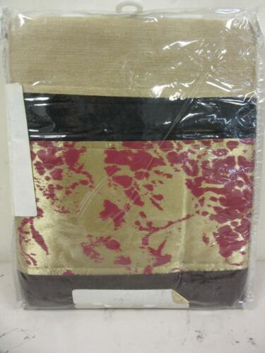 JCPenney Home Collection Sham King Size Pillow Sham 14963-3 Gold