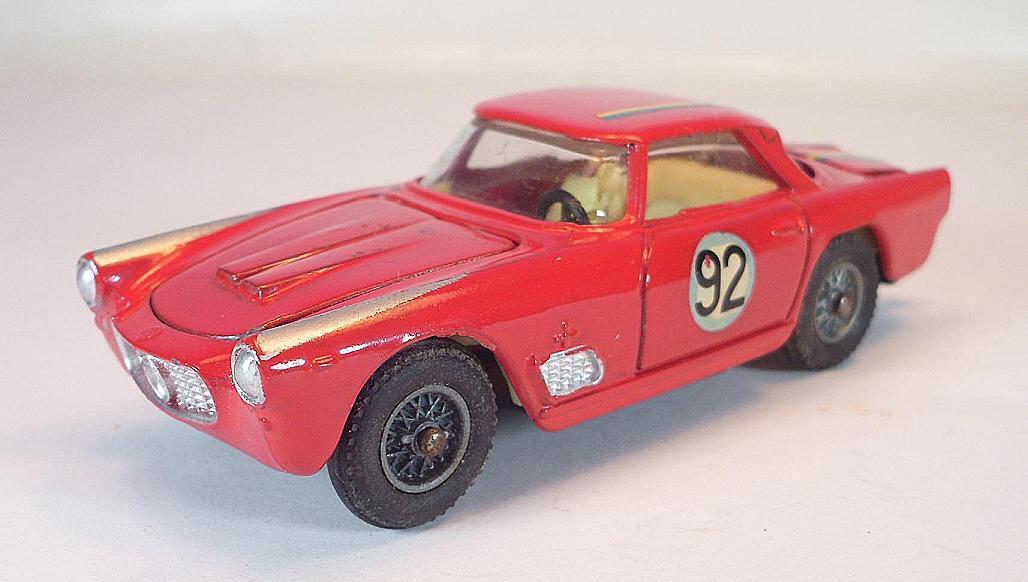 Mercury 1 43 Maserati 3500 GT Rallye rot  5379