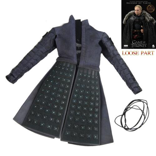 ThreeZero 3Z0056 1//6 Game of Thrones Brienne of Tarth Action Figure Skirt Armor