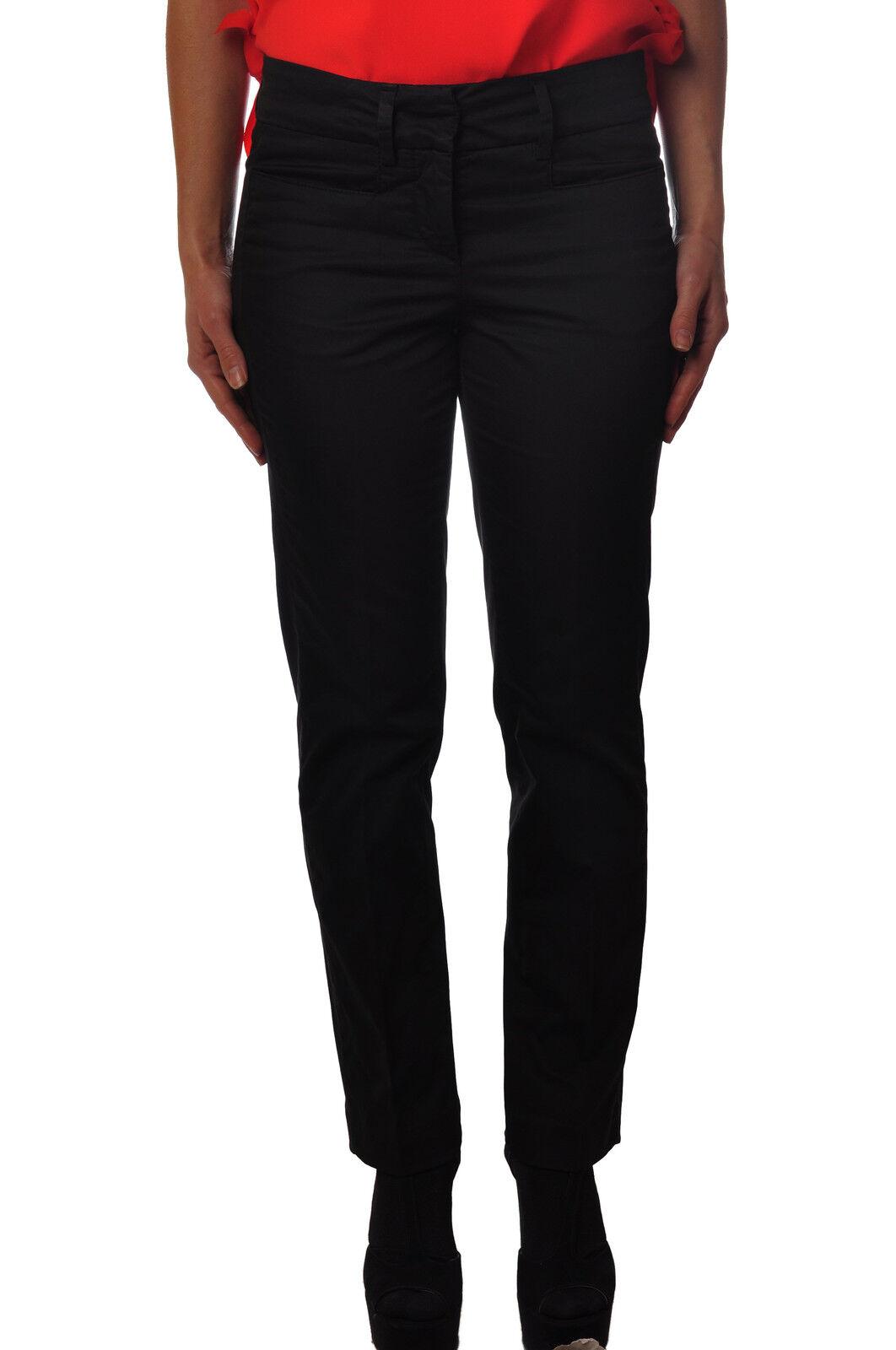 Dondup  -  Pantalones - damen - schwarz - 3292018A185833
