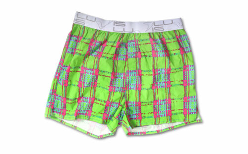 LUVIS Boxershorts Boxer Shorts Unterhose 3er Pack skate Gr XL