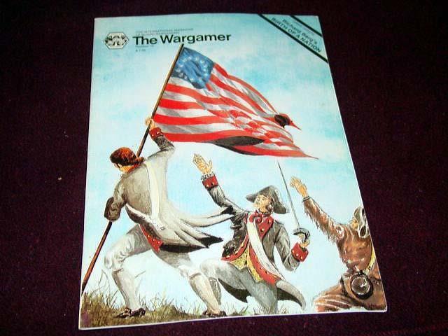 Die wargamer   18 - 1982 - richard berg  die geburt einer nation (hat)