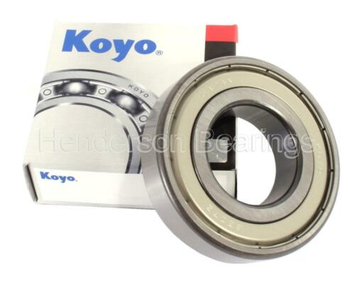 6200ZZCM 6200ZZ Ball Bearing Premium Brand Koyo 10x30x9mm