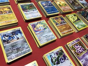 Pokemon-100-Random-Card-Bulk-Lot-Official-TCG-Cards-Rare-amp-Holo-Guaranteed