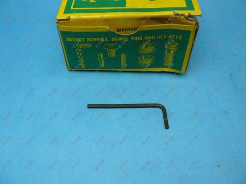 Holo Krome 57120 Short Arm 2.5 mm Metric L Hex Key Allen Wrench Steel QTY 2