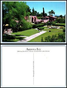 ARIZONA-Postcard-Tucson-Arizona-Inn-M36