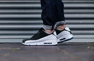 Image is loading NIKE-AIR-MAX-90-WOVEN-SZ-MNS-11-