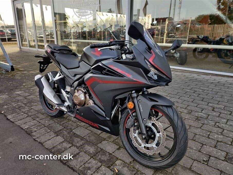 Honda, CBR 500 RA, ccm 500