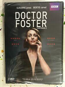 Doctor Foster Seconda 2° Stagione 2 Nuovo Sigillata 2 X DVD Spagnolo Inglese 3T