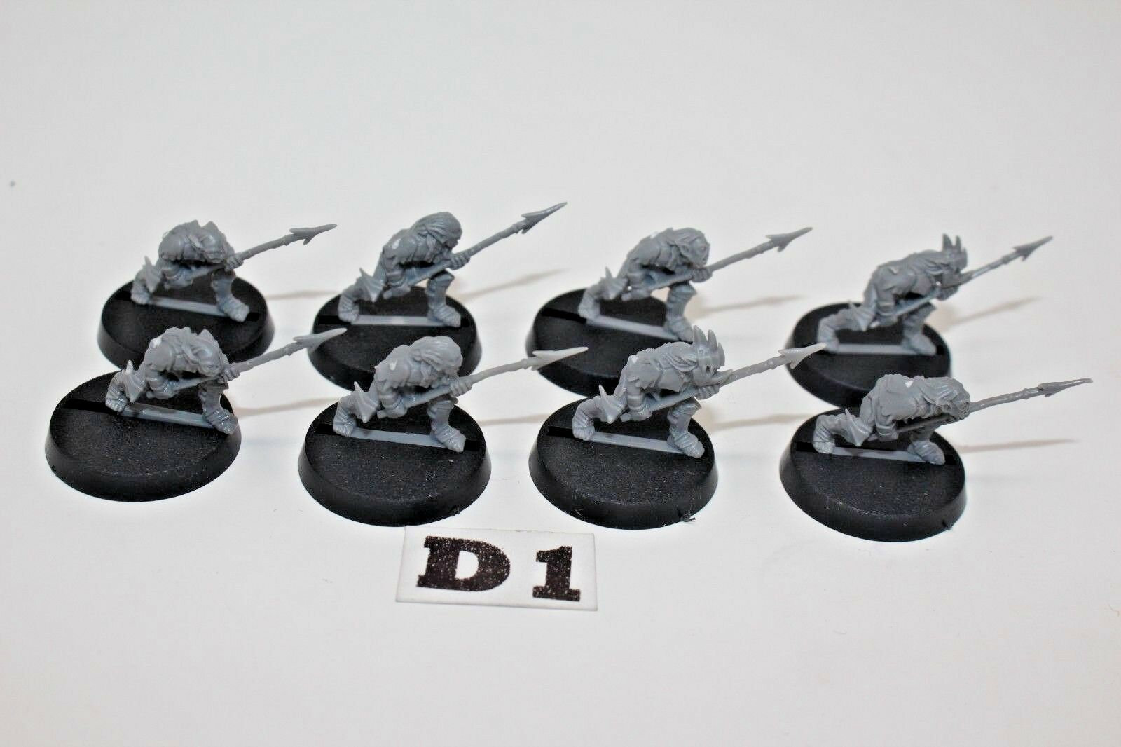 Lord Of The Rings Moria Goblins Spears - D1