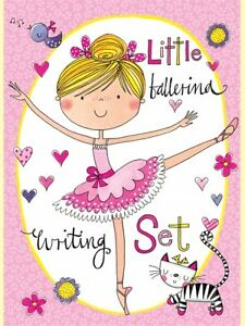 Rachel Ellen Little Ballerina Writing Set