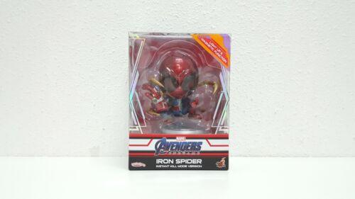 Marvel Fin de partie-Iron Spider Instantanée Tuer Mode Version Hot Toys Cosbaby