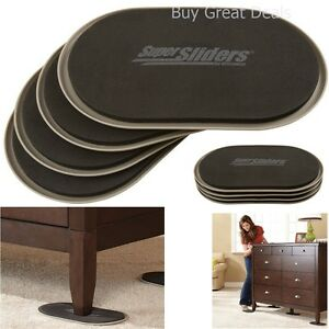 Image Is Loading Furniture Sliders Pads Movers Carpet Wood Floors Moving