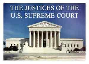 SUPREME-COURT-JUSTICE-TRADING-CARD-COMPLETE-SET-JOHN-JAY-TO-BRETT-KAVANAUGH