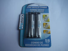 New Promarx Lead Refills Combo 48 Leads 2 07mm 10 Erasers