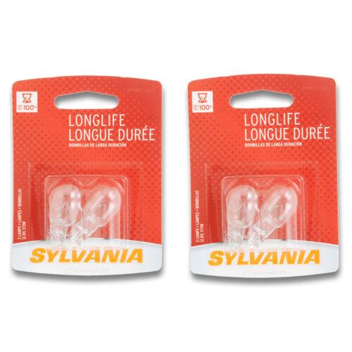 Sylvania Long Life 921LL Light Bulb Back Up Center High gf Two 2 Packs