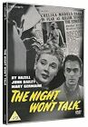 The Night Won't Talk DVD 5027626450342 HY Hazell Mary Germaine Sarah Laws.