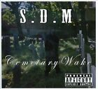 Cemetery Wake [PA] [Digipak] by S.D.M. (Rap) (CD, 2011, RuggedRaw Publishing)